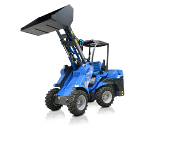 Multione mini loader 4 series left side bucket